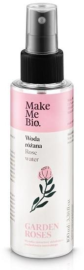 """Růžová voda """"Damašská růže"""" pro intenzivní zvlhčení - Make Me Bio Damask Rose Flower Water"""