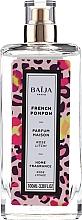 Parfémy, Parfumerie, kosmetika Bytový aromatický sprej - Baija French Pompon Home Fragrance
