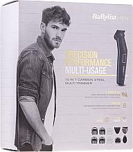 Parfémy, Parfumerie, kosmetika Zastřihovací sada - BaByliss Men MT728E
