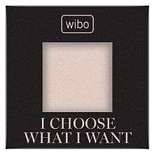 Parfémy, Parfumerie, kosmetika Fixační pudr na obličej - Wibo I Choose What I Want HD Fixing Powder (náhradní náplň)