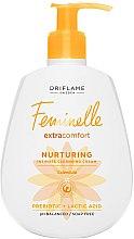 Parfémy, Parfumerie, kosmetika Jemný intimní gel - Oriflame Feminelle Nurturing Intimate Cream