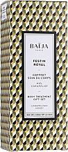 Parfémy, Parfumerie, kosmetika Sada - Baija Festin Royal (sh/gel/100ml + b/cr/75ml + b/scr/70g)