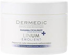 Parfémy, Parfumerie, kosmetika Intenzivně hydratační tělový krém - Dermedic Linum Emolient Ultra Rich Body Cream