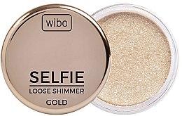 Parfémy, Parfumerie, kosmetika Rozjasňovač na obličej - Wibo Selfie Loose Shimmer