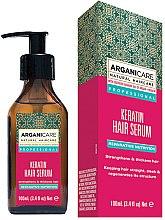 Parfémy, Parfumerie, kosmetika Keratinové vlasové sérum - Arganicare Keratin Repairing Hair Serum