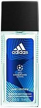 Parfémy, Parfumerie, kosmetika Adidas UEFA Champions League Dare Edition - Deodorant