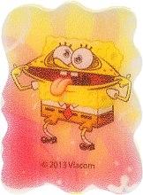 Parfémy, Parfumerie, kosmetika Houba na mytí Sponge Bob, žluto-růžová - Suavipiel Sponge Bob Bath Sponge