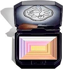 "Parfémy, Parfumerie, kosmetika Kompaktní pudr s efektem lesku ""7 barev"" - Shiseido 7 Lights Powder Illuminator"