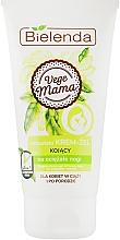 Parfémy, Parfumerie, kosmetika Krém-gel na nohy - Bielenda Vege Mama Cream Foot Gel
