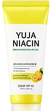 Parfémy, Parfumerie, kosmetika Zesvětlující peeling gel na obličej - Some By Mi Yuja Niacin Brightening Peeling Gel