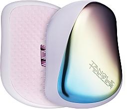 Parfémy, Parfumerie, kosmetika Kompaktní kartač na vlasy - Tangle Teezer Compact Styler Pearlescent Matte