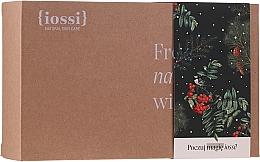 "Parfémy, Parfumerie, kosmetika Dárková sada ""Všechny hvězdy. Anti-age rituál"" - Iossi All Stars Anti-Aging Ritual Set (f/cr/15ml + ser/10ml + ess/50ml)"