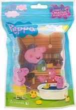 Parfémy, Parfumerie, kosmetika Dětská koupelová houba Prasátko Peppa dědeček Prasátko - Suavipiel Peppa Pig Bath Sponge
