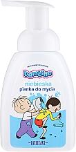 Parfémy, Parfumerie, kosmetika Pěna na mytí rukou a těla, modrá - Nivea Bambino Kids Bath Foam Blue