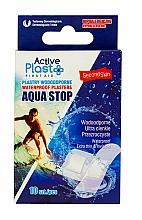 Parfémy, Parfumerie, kosmetika Voděodolné náplasti - Ntrade Active Plast First Aid Waterproof Plasters Aqua Stop Mix