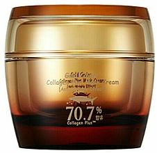 Parfémy, Parfumerie, kosmetika Krém-maska s kolaganem a extraktem z kaviáru - SkinFood Gold Caviar Collagen Plus Mask Cream