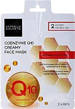 Parfémy, Parfumerie, kosmetika Pleťová maska - Gabriella Salvete Coenzyme Q10 Creamy Face Mask