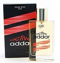Parfémy, Parfumerie, kosmetika Chat D'or Active Addar - Balzám po holení