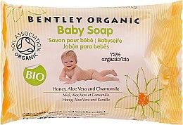 Parfémy, Parfumerie, kosmetika Dětské mýdlo - Bentley Organic Baby Soap
