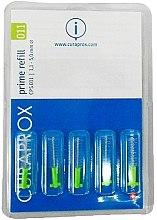 """Parfémy, Parfumerie, kosmetika Sada mezizubních kartáčky """"Prime CPS011"""", 1.1-5.0mm - Curaprox"""