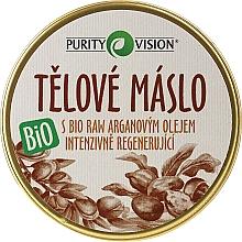 Parfémy, Parfumerie, kosmetika Tělové máslo s arganovým olejem - Purity Vision Bio Body Butter