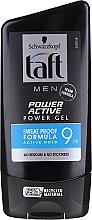 Parfémy, Parfumerie, kosmetika Gel pro úpravu vlasů - Schwarzkopf Taft Looks Power Active Gel