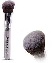 Parfémy, Parfumerie, kosmetika Štětec na make-up - Nanshy Blush & Bronze A01 P. White