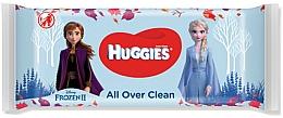 Parfémy, Parfumerie, kosmetika Dětské vlhčené ubrousky Natural Care Disney - Huggies