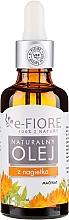 Parfémy, Parfumerie, kosmetika Měsíčkový olej - E-Flore Natural Oil