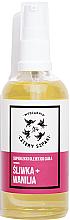 Parfémy, Parfumerie, kosmetika Tělový olej Švestka a vanilka - Cztery Szpaki