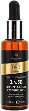 Parfémy, Parfumerie, kosmetika Esenciální olej Science-7 N 3.4.5B - Divination Simone De Luxe Science-7 DeLuxe Essential Oils