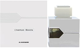 Parfémy, Parfumerie, kosmetika Al Haramain L'Aventure Blanche - Parfémovaná voda