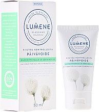Parfémy, Parfumerie, kosmetika Matující denní krém na obličej - Lumene Klassikko Day Cream