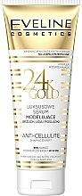 Parfémy, Parfumerie, kosmetika Sérum na tělo - Eveline Cosmetics Slim Therapy 24kGold