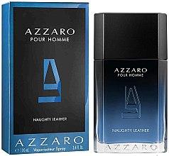 Parfémy, Parfumerie, kosmetika Azzaro Pour Homme Naughty Leather - Toaletní voda