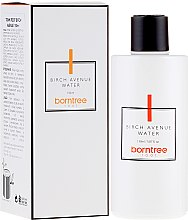 Parfémy, Parfumerie, kosmetika Osvěžující voda na obličej - Borntree Root Birch Avenue Water