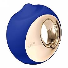 Parfémy, Parfumerie, kosmetika Orální vibrátor - Lelo Ora 3 Midnight Blue