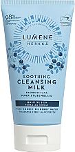 Parfémy, Parfumerie, kosmetika Zklidňující čisticí mléko pro pokožku - Lumene Sensitive Soothing Cleansing Milk