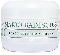 Parfémy, Parfumerie, kosmetika Denní krém pro suchou pleť - Mario Badescu Revitalin Day Cream