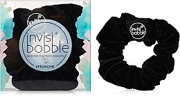 Parfémy, Parfumerie, kosmetika Gumička na vlasy, černá - Invisibobble Sprunchie True Black