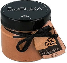 Parfémy, Parfumerie, kosmetika Pleťová maska Detox - Dushka