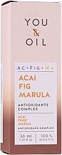 Parfémy, Parfumerie, kosmetika Pleťové sérum - You & Oil Acai Fig Marula