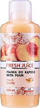 Parfémy, Parfumerie, kosmetika Pěna do koupele - Fresh Juice Pach Souffle