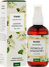 """Parfémy, Parfumerie, kosmetika Hydrolát """"Jasmína"""" - Mohani Natural Spa Hydrolate"""