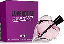 Parfémy, Parfumerie, kosmetika Diesel Loverdose Eau de Toilette - Toaletní voda (tester s víčkem)