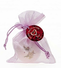 Parfémy, Parfumerie, kosmetika Bombička do koupele Růže - The Secret Soap Store Happy Bath Bombs Rose Beauty