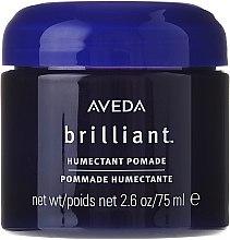 Parfémy, Parfumerie, kosmetika Rozjasňující přírodní vlasová pomáda proti vlhkosti Brilliant Anti-Humectant Pomade - Aveda Brilliant Humectant Pomade