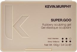 Parfémy, Parfumerie, kosmetika Gel na styling vlasů se silnou fixací - Kevin.Murphy Super.Goo Firm Hold Rubbery Gel