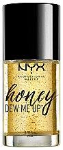 Parfémy, Parfumerie, kosmetika Podkaldová báze pod make-up - NYX Professional Makeup Honey Dew Me Up Primer
