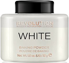 Parfémy, Parfumerie, kosmetika Sypký pudr - Makeup Revolution Baking Powder